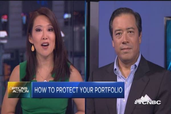 Options Action: How to protect your portfolio