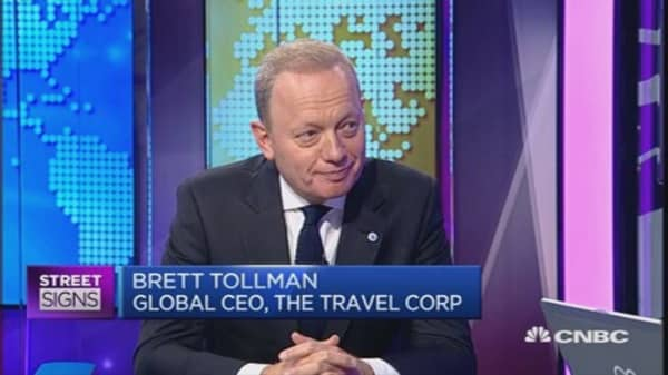 Tracking the latest travel trends