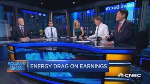 Q3 look ahead shows energy drags earnings