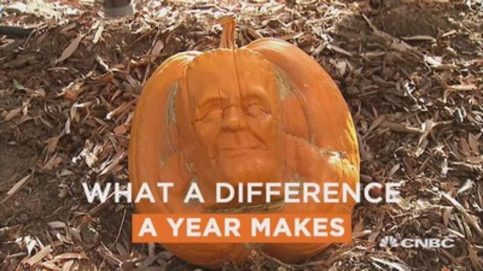 One man's great pumpkin dream