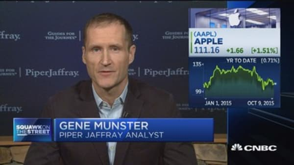 Profound impacts on Apple's business: Pro