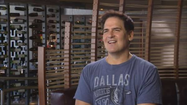 Mark Cuban could make a deal for House Speaker