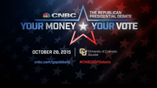CNBC GOP Debate YMYV