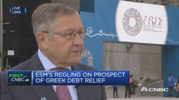 Not all EM countries are in trouble: ESM chief