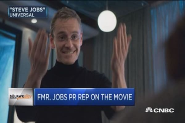 Working with Steve Jobs: Former PR rep