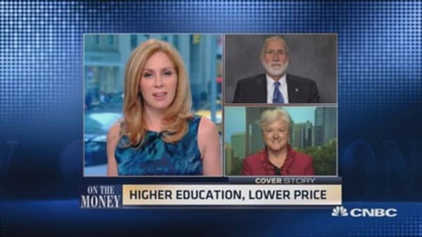 Cutting the cost of college