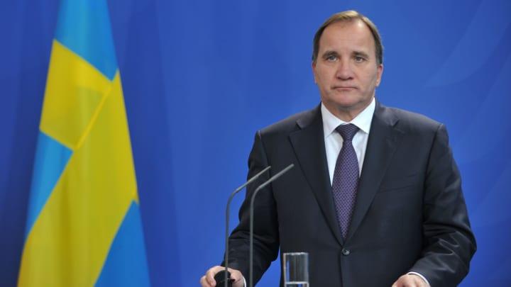 Swedish Prime Minister Stefan Lofven.