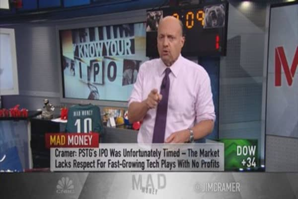 Cramer: This stock will roar one day