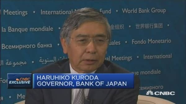 Will recovery in oil prices hurt Japan's economy?