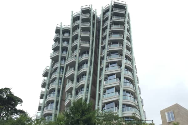 The Opus property in Hong Kong