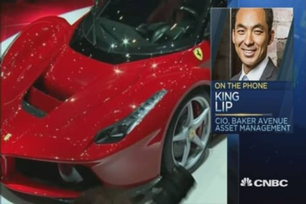 Ferrari's US IPO is a bonus for Fiat Chrysler: Pro