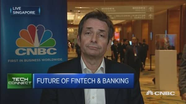 What's driving growth in London's Fintech sector