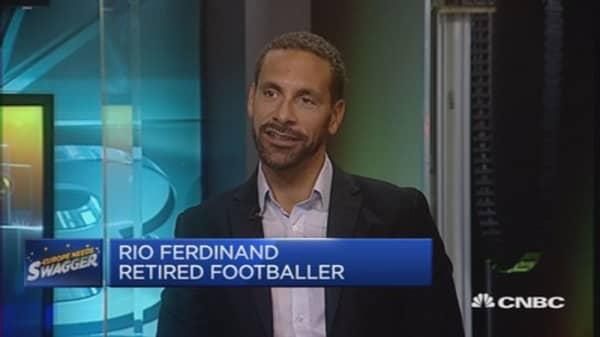 Rio Ferdinand: life after football