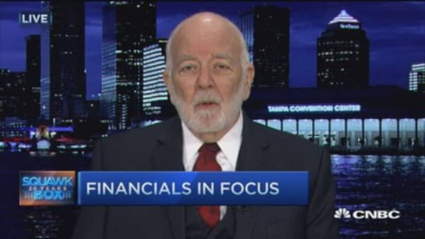 Dick Bove:  Invest in regional banks