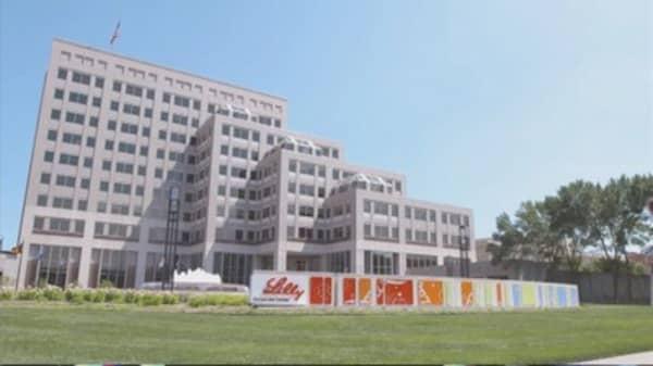 Eli Lilly stopped development of heart drug