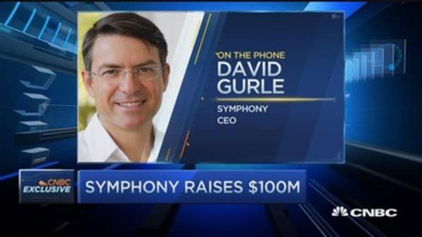 Symphony raises $100M