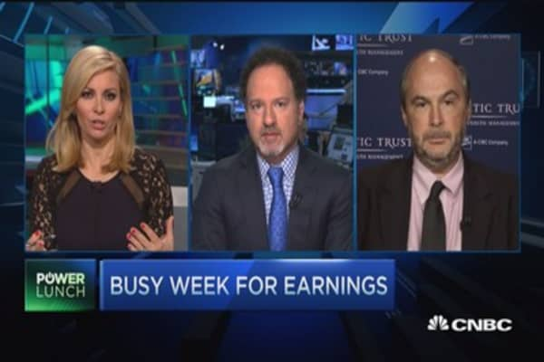 Investors gear up for earnings