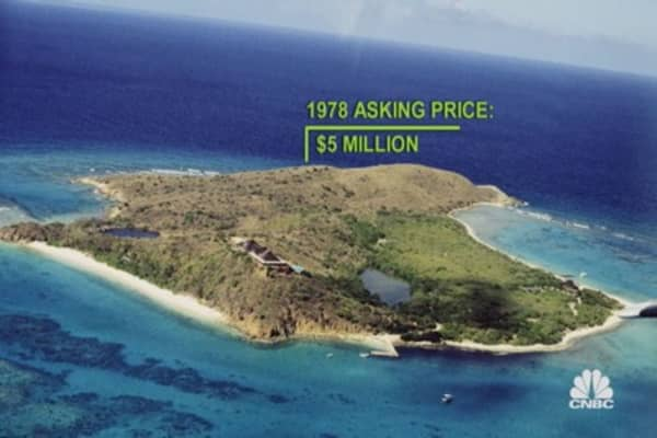 The Filthy Rich Guide: How to Score A Bargain Island