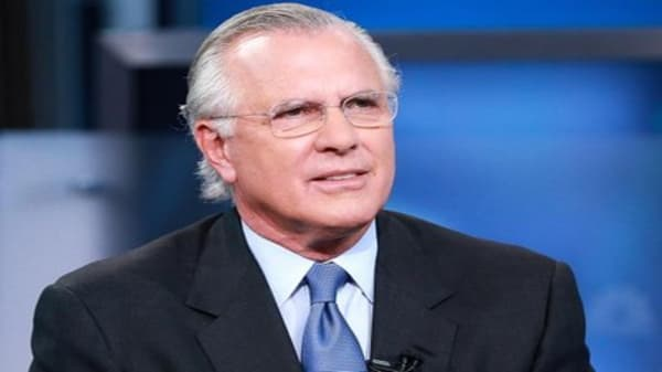 Richard Fisher: Fed officials have 'egg' on their faces