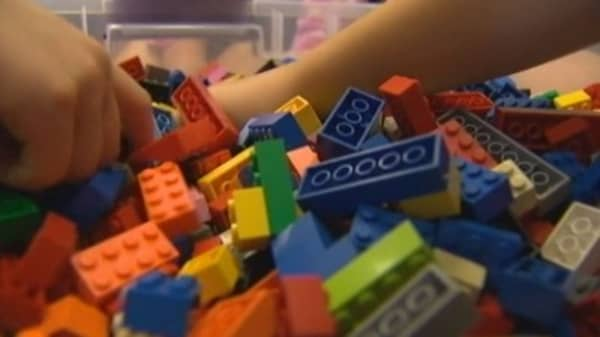 Lego to try the toy-to-life market
