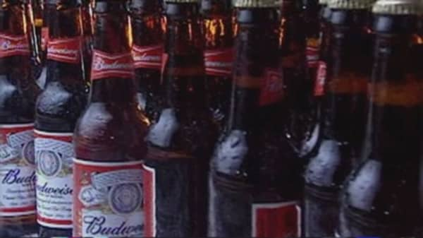 Terms reached on mega beer merger