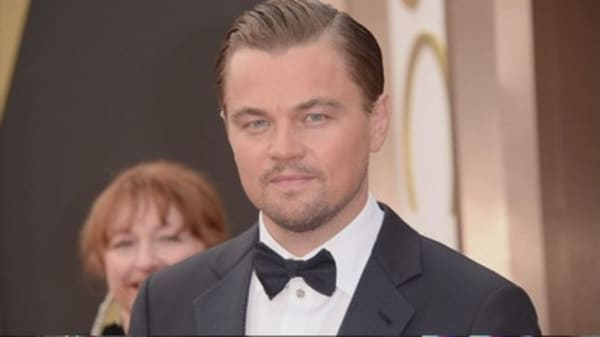 Leonardo DiCaprio is set to make an emissions scandal movie