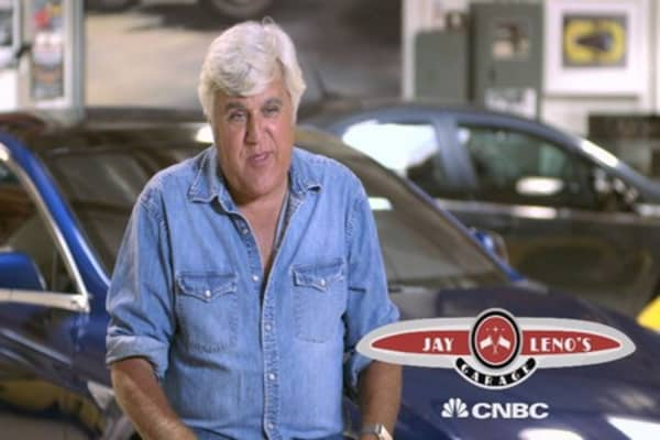 Jay Leno: Self-driving cars aren't REALLY self-driving