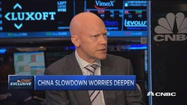 Goldman's Moe on China