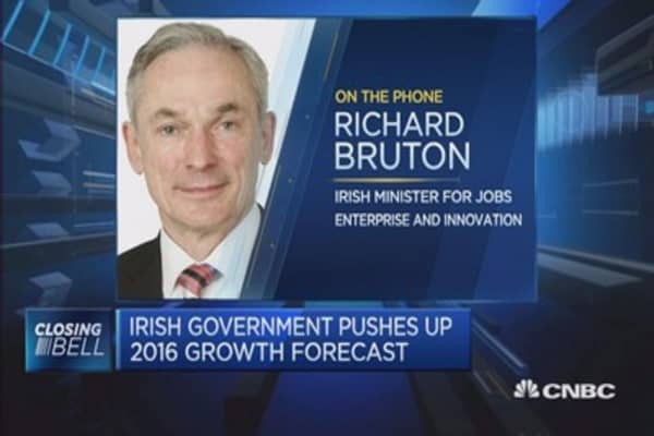 A 'very prudent' Irish budget: Minister