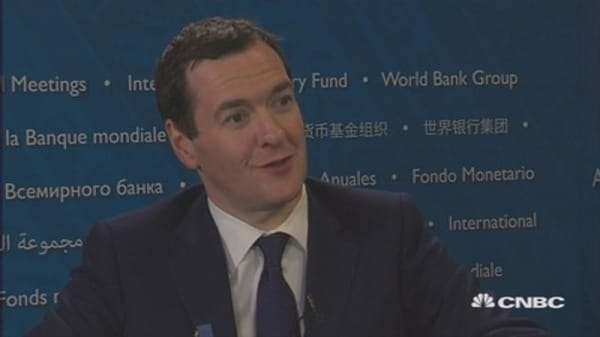 I want UK to be exposed to the wider world: George Osborne