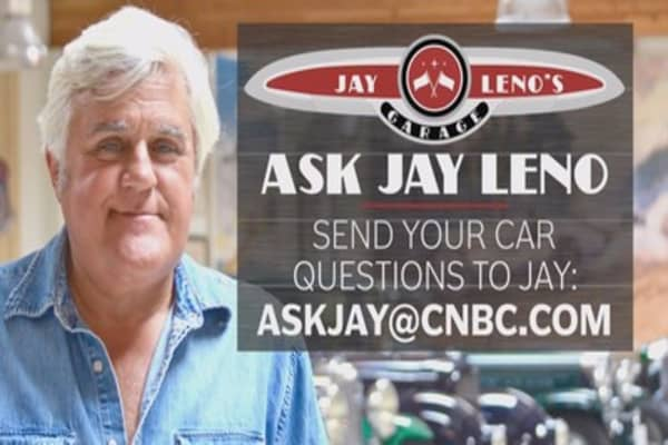 Jay Leno isn't interested in Chinese cars ... yet