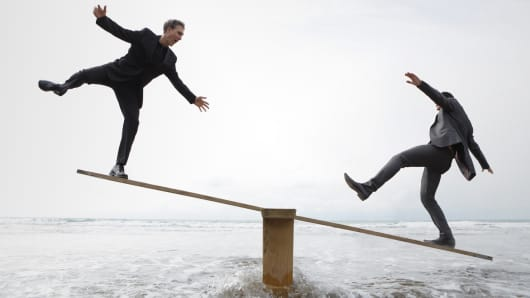 Balancing rebalancing