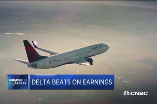 Cramer on Delta: It's a 'strong buy'