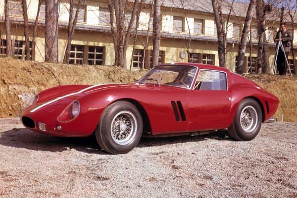 Ferrari 250 GTO 1962