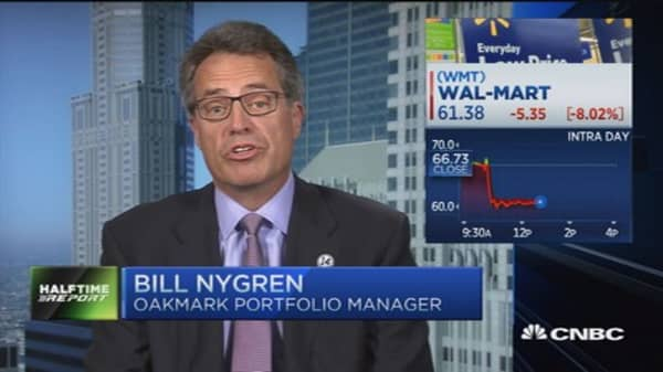 Nygren's value stock picks