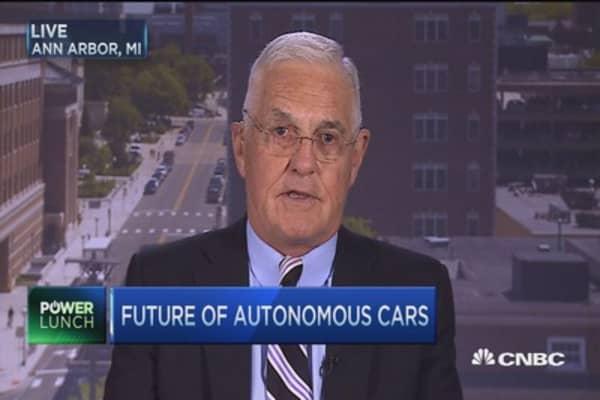 Self-driving cars closer than we think