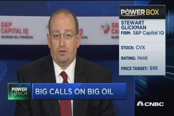 Some big oil worth your money: Pro
