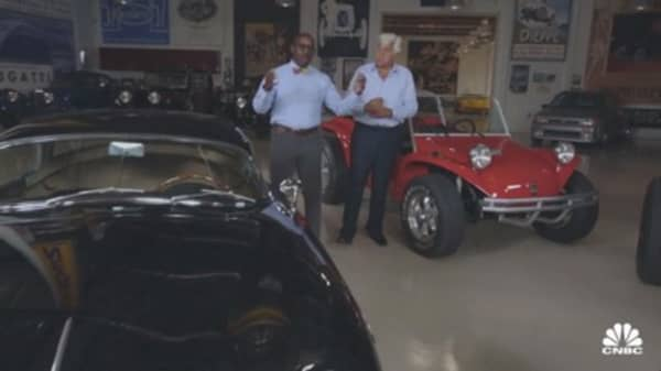 Jay Leno's Garage: The Car That Appreciated 212% in 5 years