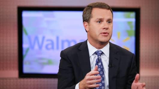 Doug McMillon, president and CEO of Walmart.