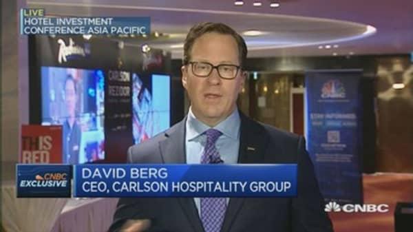Carlson Hotels aims for Millennials' money