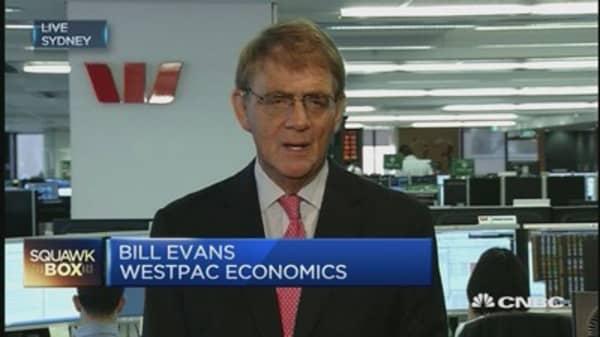 Australia jobs data 'not too bad'