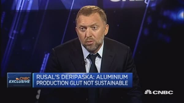 We are doing best out of our peers: Rusal president