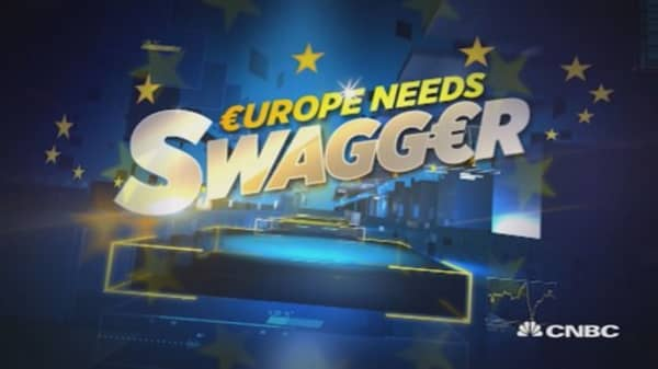 Does Europe need more swagger?