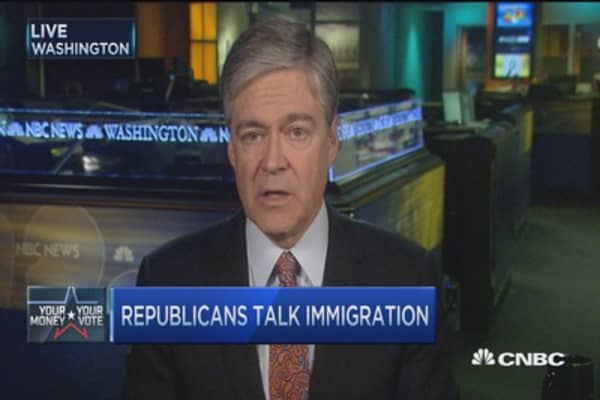 Immigration reform confounds GOP: Harwood