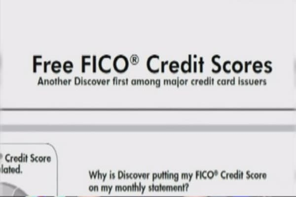 Your social media pages could affect your credit score