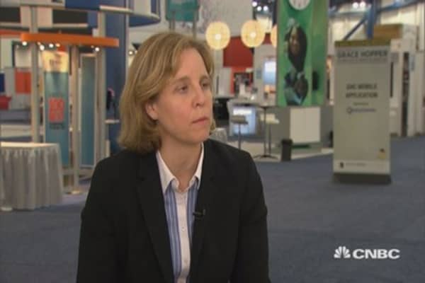 U.S. CTO Megan Smith: 'This is a huge problem for our country'