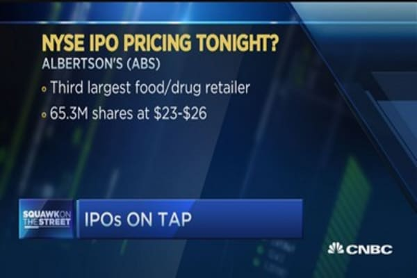 Bellwether day for First Data IPO: Pisani