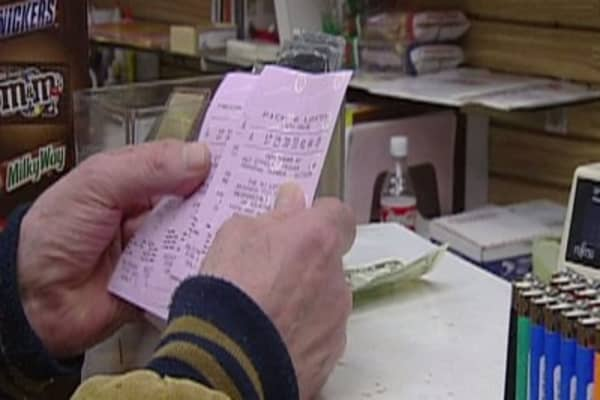 Lottery winners in Illinois will have to wait for payout