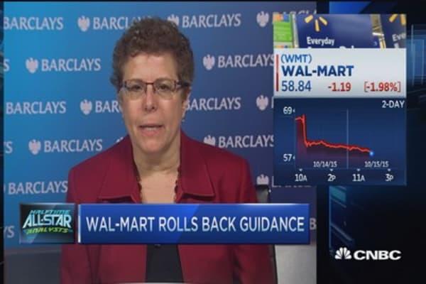 3 stock picks after Wal-Mart warned