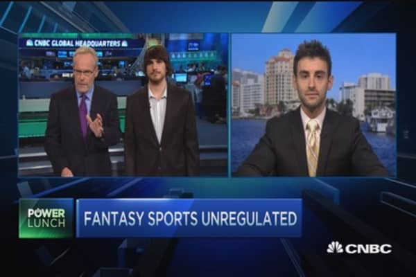 Is this the end of fantasy sports sites?